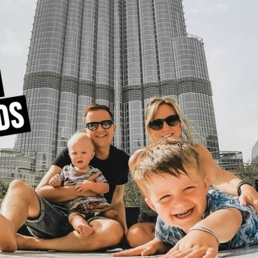 Dubai Family Trip Package with Kids