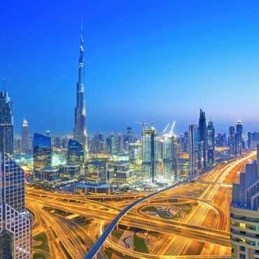 The most famous entertainment venue in Dubai