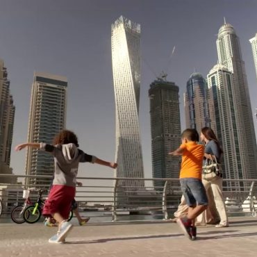 family SHOPPING UAE MALLS tour
