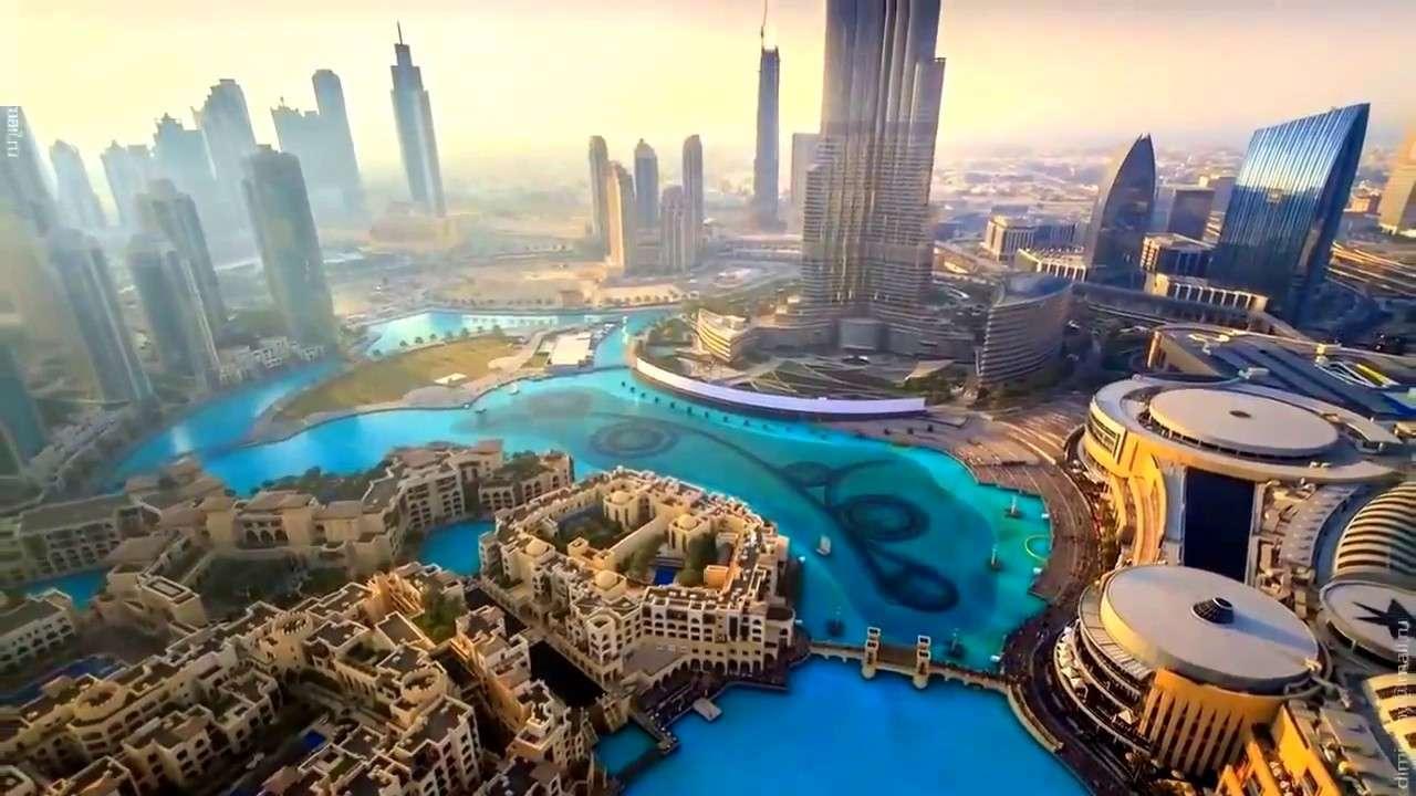Tourist Attractions in Abu Dhabi & Dubai