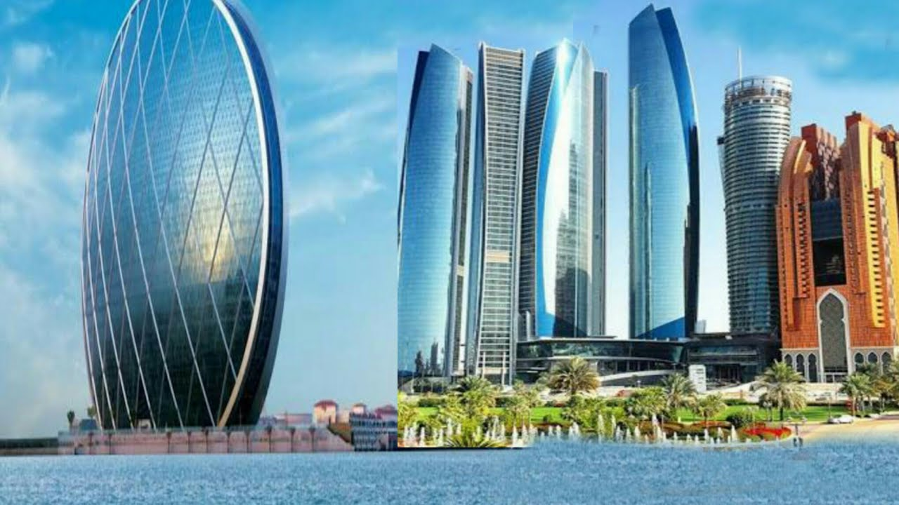 Tourist Attractions in Abu Dhabi & Dubai1