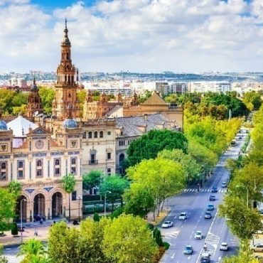 Tourism in Seville